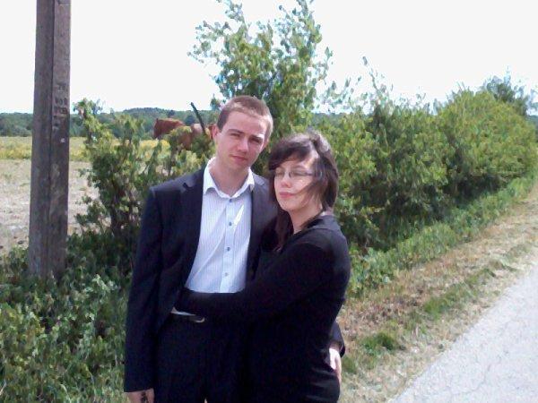 Mon amour et moi a la communion