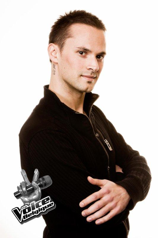 Luc de Wacter, The Voice Belgique