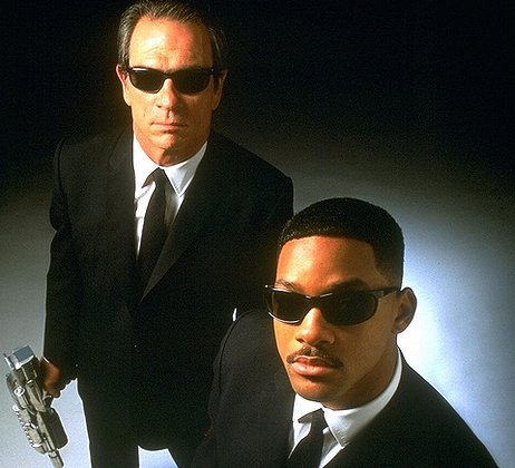 Men in Black 3  an sale