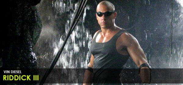 Riddick 3 oficielle