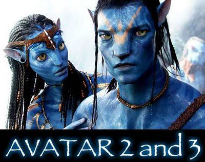 Avatar 2 et 3