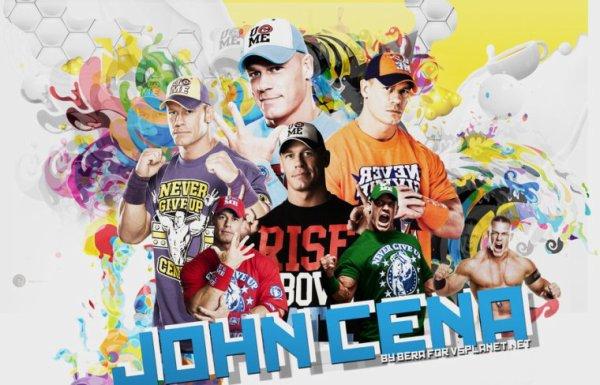 Article demandé : John cena