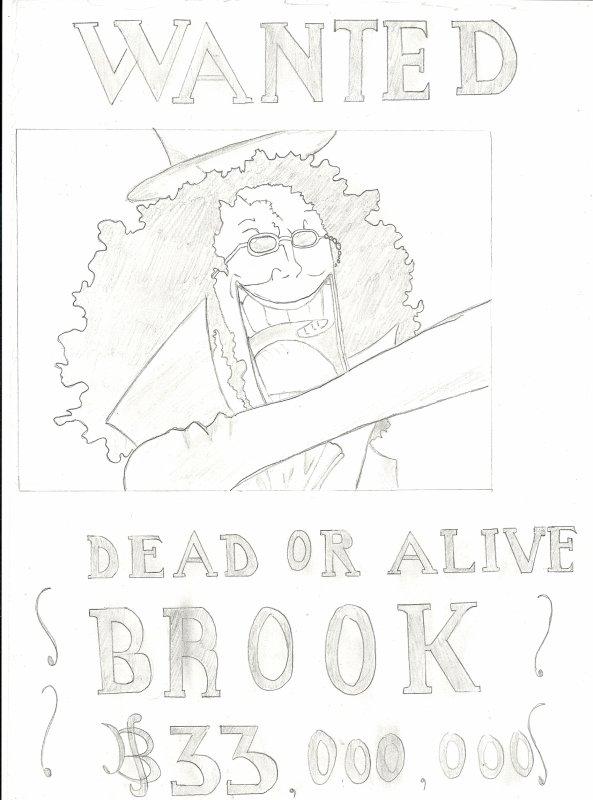 et bien sur notre squelette adore Brook!!!