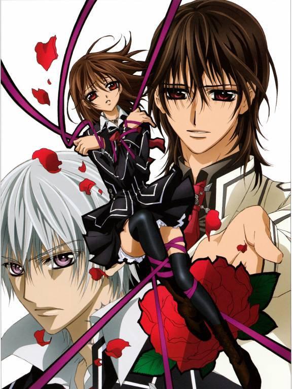 Zero, Kaname et Yuki