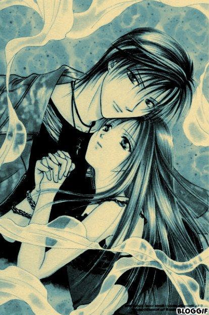 Aya et Toya un trop beau couple <3