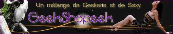 Bienvenue sur GeekShopeek