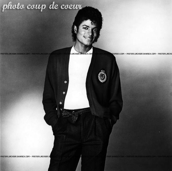 Photoshoot par Matthew Rolston, année 1982.
