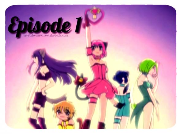 -Saison1-   Episode 1 : Première Mission en Equipe Episode 2 : Un Chat Parmi Nous