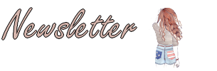 ❝Newsletter du blog❞