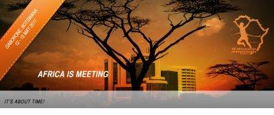 LE SITE INTERNET DES CHAMPIONNATS D'AFRIQUE JUNIORS