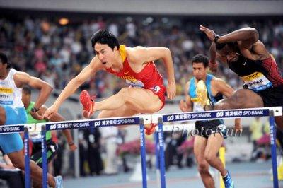 Diamond League: SHANGHAI