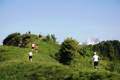World Long Distance Mountain Running Challenge 2011 in Podrdo, Slovenia (Distance 38km)