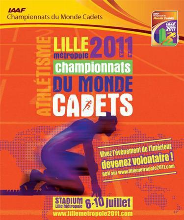 DEBUT DES CHAMPIONNATS DU MONDE CADETS