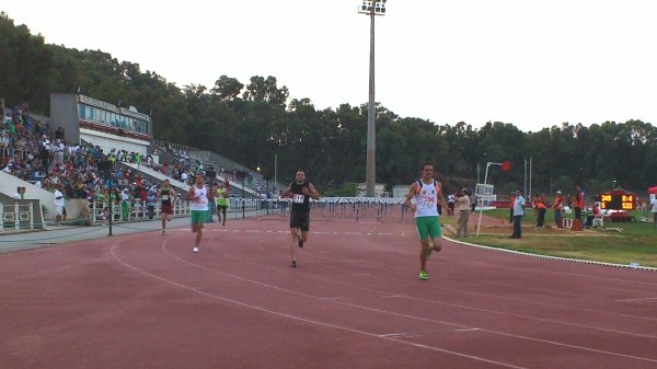 Images du Championnat d'Algérie d'athlétisme Open 2012