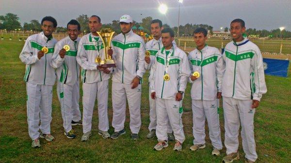 بطولة الخليج 24 لاختراق الضاحية للعموم و الشباب و 13 للناشئين