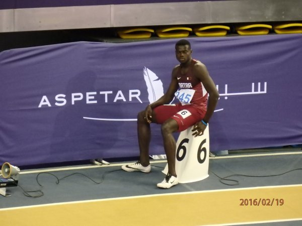 CHAMPIONNATS D'ASIE INDOOR 2016 AU QATAR (1ere journée)