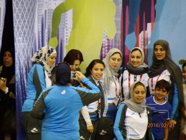 CHAMPIONNATS D'ASIE INDOOR 2016 - DOHA - QATAR du 19 au 21 Février