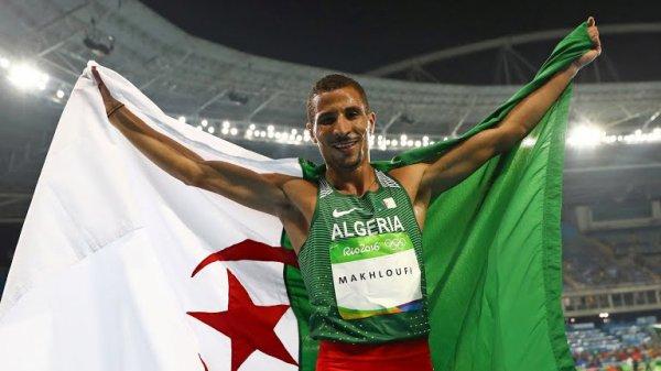 L'athlétisme algérien 22e mondial aux JO 2016