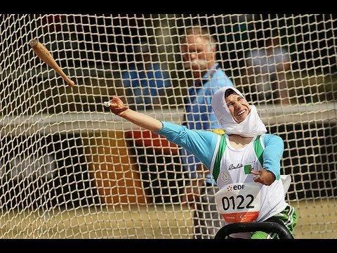 GASMI Mounia vice-championne Olympique à Rio