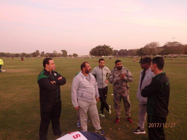 Championnat du Qatar de cross country Benjamins-Minimes-Cadets (Déc 2017)