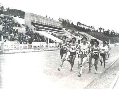 Mon Site archive sur l'athlétisme algérien entre 1962 et 2002