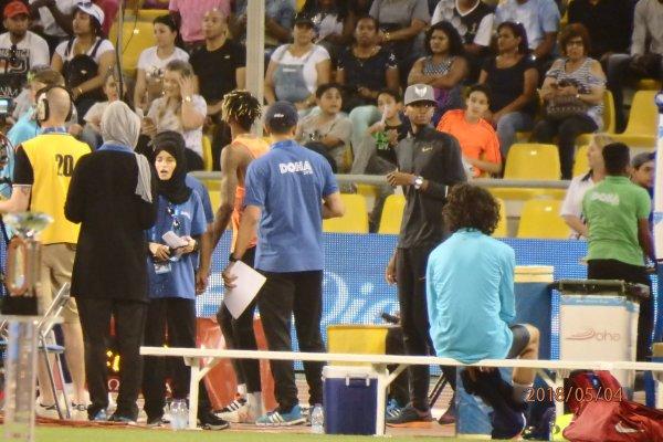 Doha Diamond's League 2018: other photos صور أخرى من الملتقى الماسي بالدوحة 2018