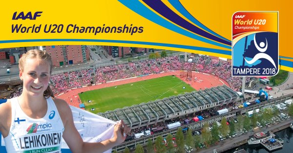 IAAF WORLD U20 CHAMPIONSHIPS 2018