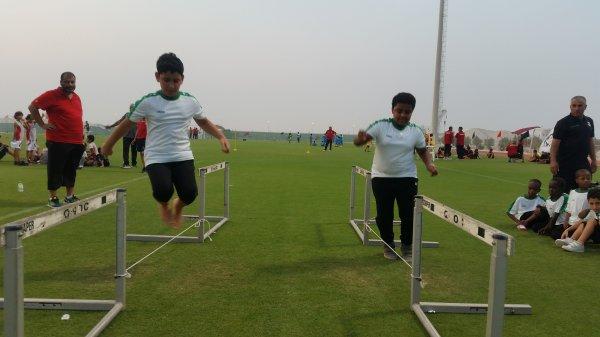 أول بطولة للآمال للموسم الرياضي 2018-2019 بقطر