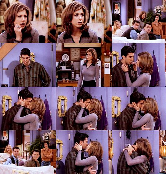 Ross and Rachel   $)