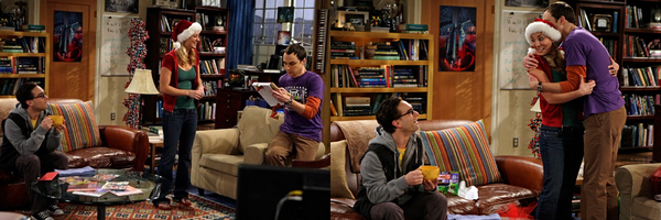 Sheldon... Oooh, Sheldon  :) xxx The Big Bang Theory, 2x11: The Bath Item Gift Hypothesis