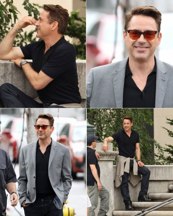 Robert Downey Jr où l'homme de ma vie. <33