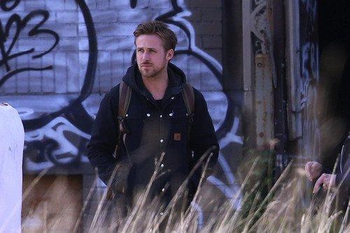 Ryan Gosling, Emma Stone & Ryan Gosling.