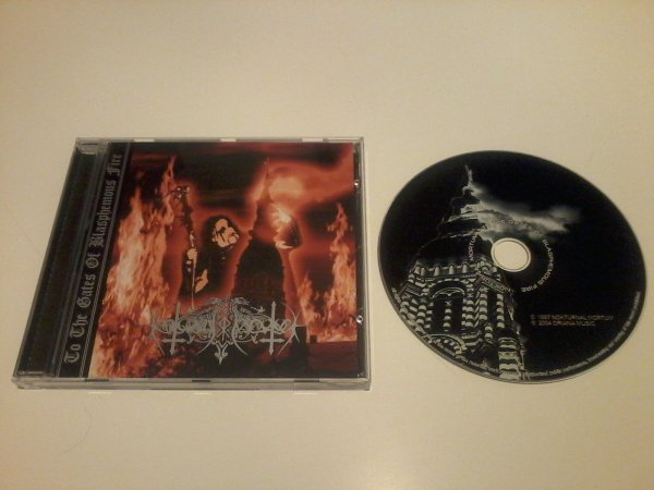 Nokturnal Mortum - To The Gates Of Blasphemous Fire