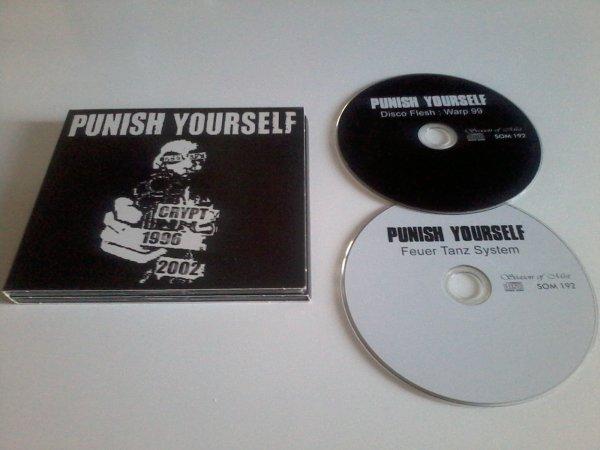 Punish Yourself - Crypt 1996 - 2002
