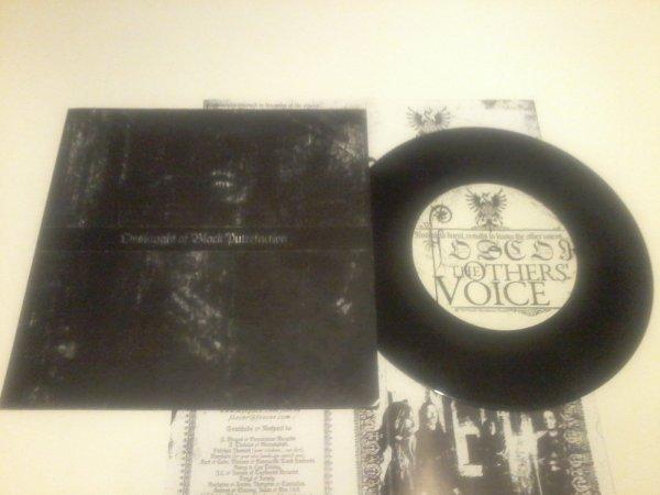 """Foscor / Necrosadist - Onslaught Of Black Putrefaction [Split 7""""]"""