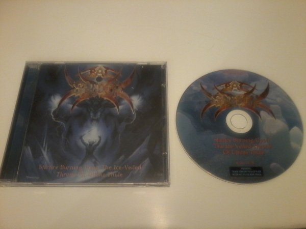Bal Sagoth - Starfire Burning Upon The Ice-Veiled Throne Of Ultima Thule