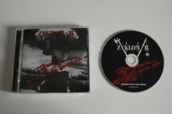 Zyklon-B - Blood Must Be Shed