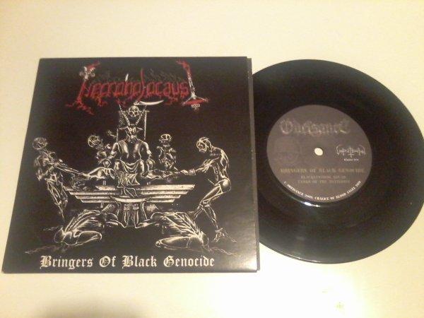 Necroholocaust / Obeisance - Bringers of Black Genocide