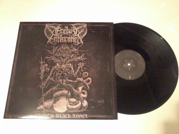 Erebus Enthroned - Night's Black Angel