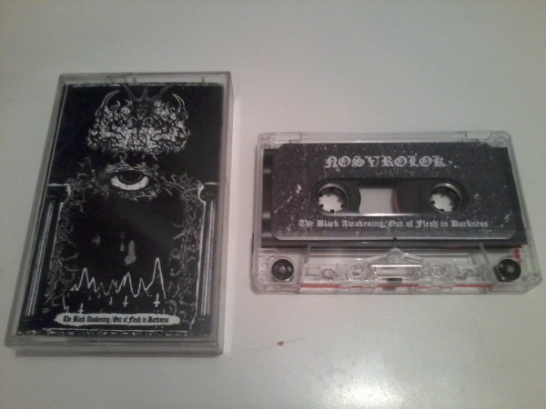 Forgotten Spell / Nosvrolok - Galaxis Necro / The Black Awakening