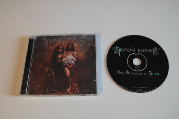 Anorexia Nervosa - New Obscurantis Order