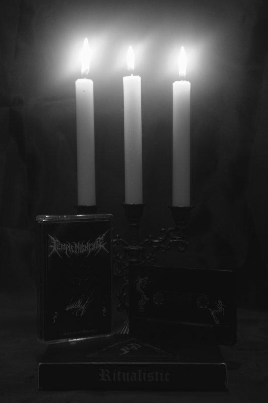 Temple Nightside - Prophecies of Malevolence