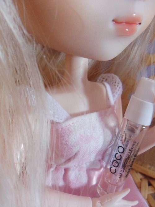 Parfumée au Coco Mademoiselle ♥
