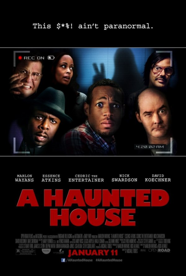 *** a haunted house ***