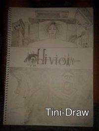 """Commande #3 : """"Oblivion"""" - Pour Jortini-Stories"""