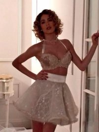 "La perfection. ( Tini pour le magazine ""Susana"" )"