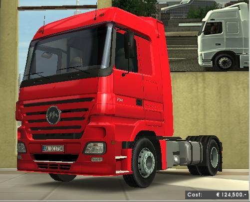 mon truck ds euro trcuk simulator