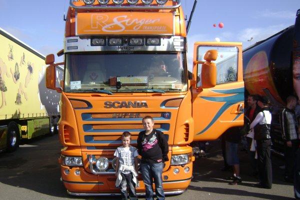 les 24h du mans camion 2009