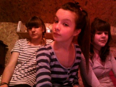 Jennifer , Noémie , Charlene ♥
