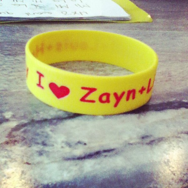 Bracelet de One Direction!